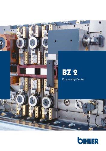 Brochure Processing center BZ 2