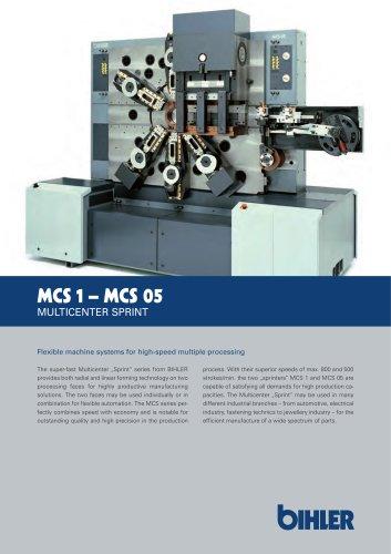 MCS 1 ? MCS 05