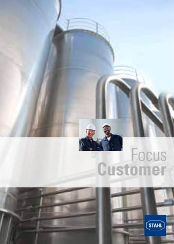 Focus customer