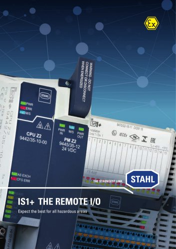 IS1+ The Remote I/O