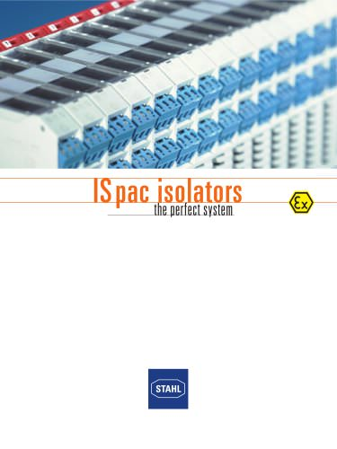ISpac isolators