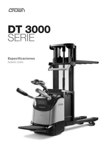Apilador doble DT 3000