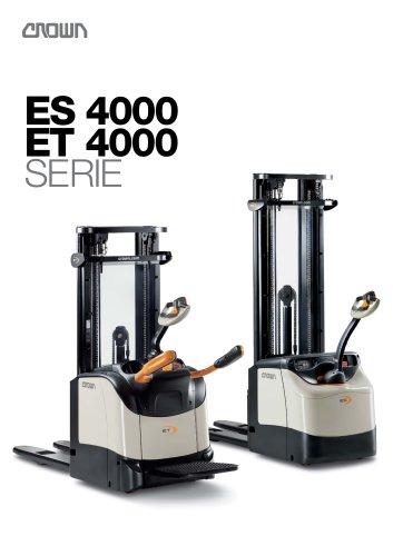 Apilador ES 4000