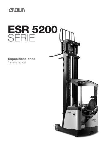 Carretilla retráctil ESR 5200