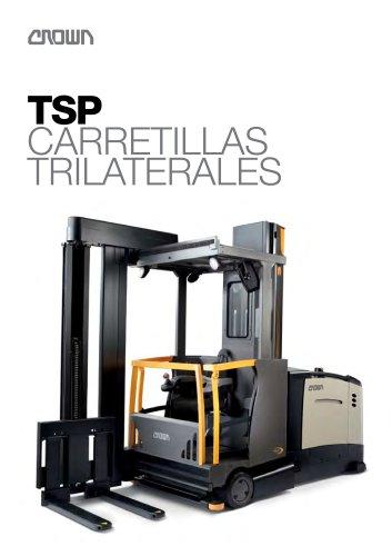 Carretilla trilateral TSP