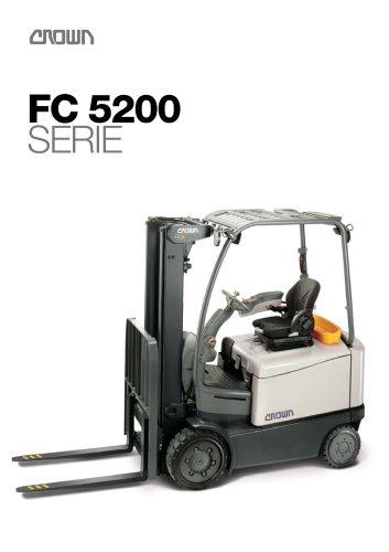 Carretillas elevadoras FC 5200