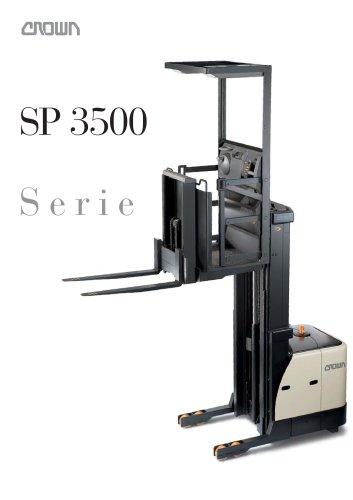 Recogepedidos de alto nivel SP 3500