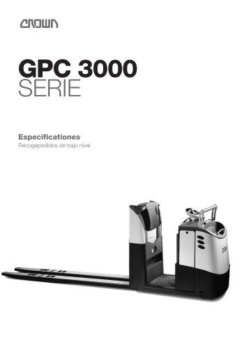 Recogepedidos GPC 3000