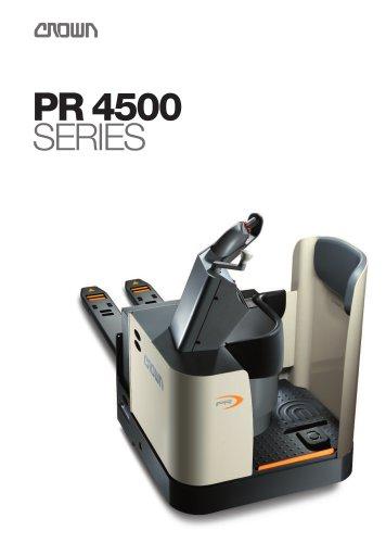 Rider Pallet Truck PR 4500