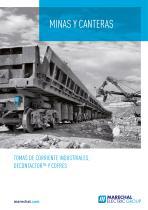 Minas y canteras - MARECHAL Tomas de corriente industriales y cofres