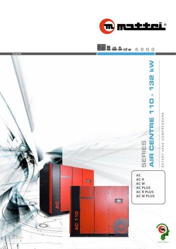 AIR CENTRE 110 - 132 kW