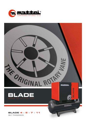 BLADE 4 - 5 - 7 - 11