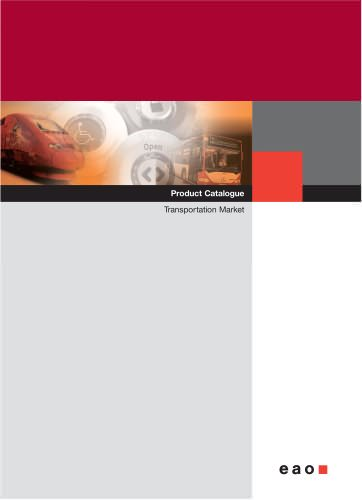 Transportation Products Catalog