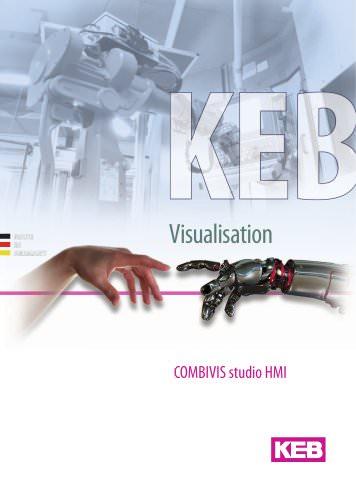 Visualisation / COMBIVIS studio HMI