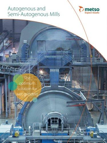Autogenous and Semi-Autogenous (AG/SAG) Mills Brochure