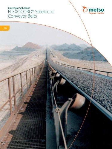 FLEXOCORD® Steelcord Conveyor Belts Brochure