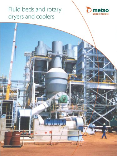 Fluid Beds and Rotary Dryers and Coolers Brochure