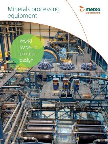 Minerals processing equipment