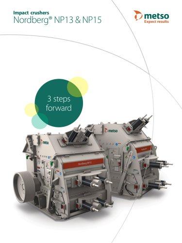 Nordberg® NP13 & NP15 Impact Crusher Brochure