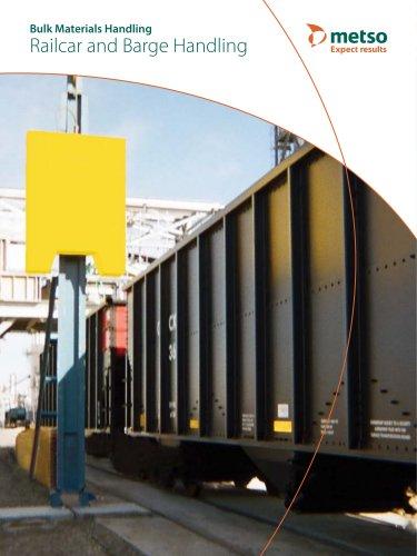 Railcar and Barge Handling Brochure