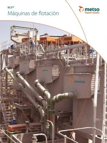 RCS™ Máquinas de flotación