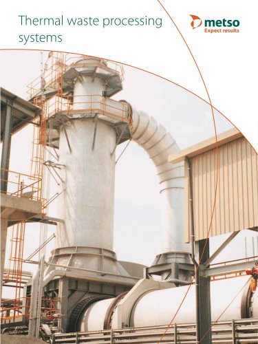 Thermal Waste Processing Systems Brochure