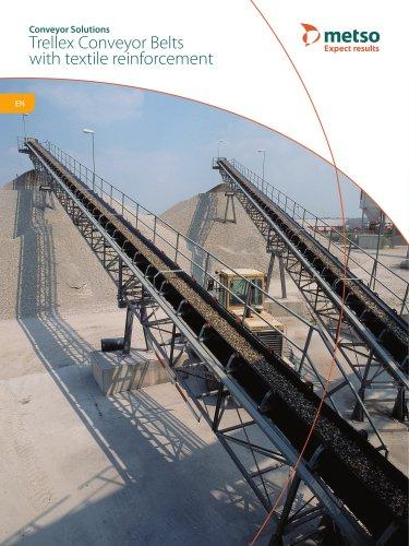 Trellex Conveyor Belts with Textile Reinforcement Brochure