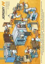 JEREMY. BAKERY MACHINES. CATALOGUE