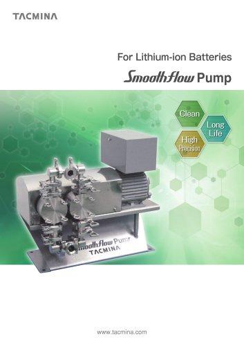 Li-ion Batteries Pump