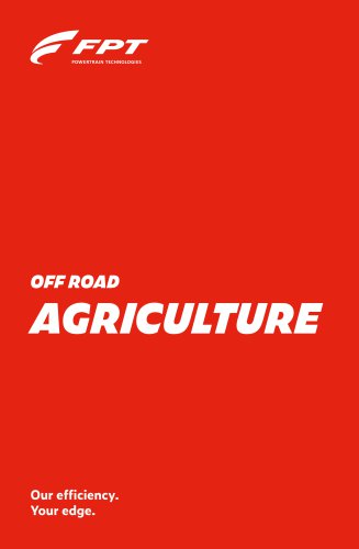 OFF ROAD AGRICULTURE